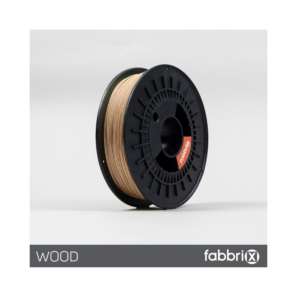 Fabbrix WOOD | 1.75 - 2.85 mm | 600 gr