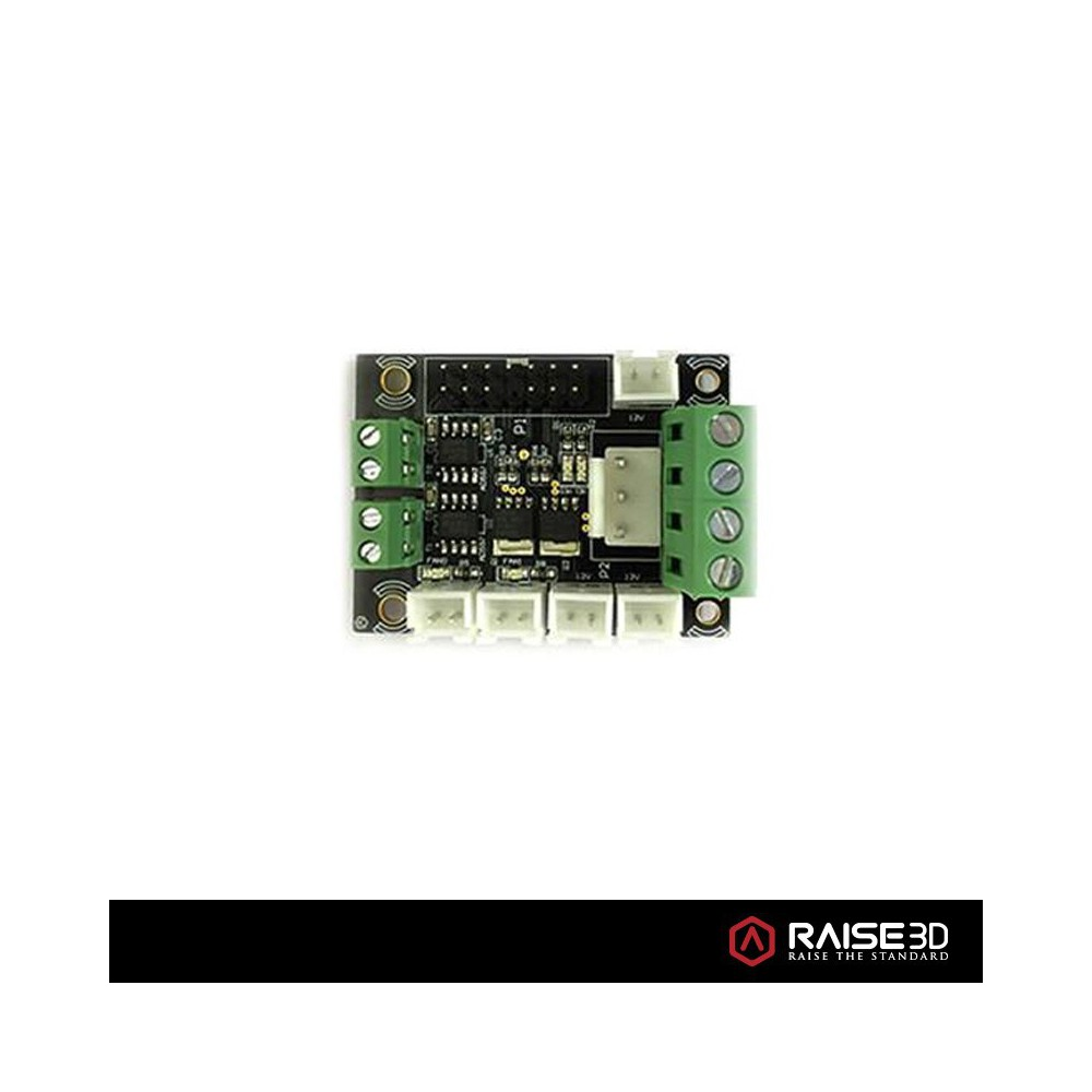Extruder Connection Board