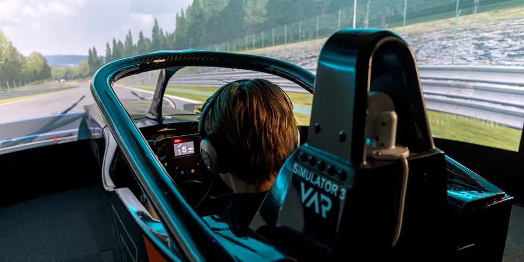 var-halo-simulator