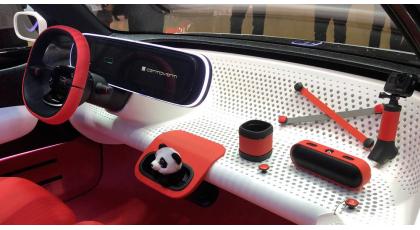 Fiat Centoventi Concept - Mobilità elettrica e stampa 3D