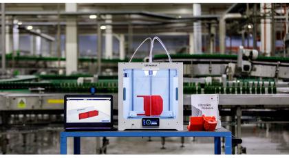 Heineken: garantire la continuità della produzione con la stampa 3D