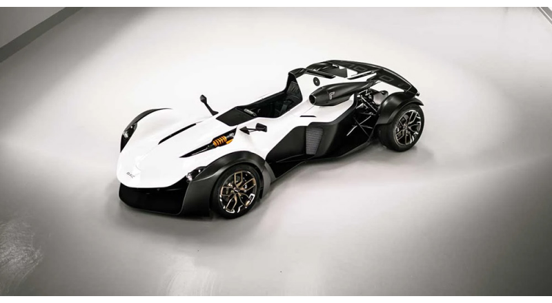 3D printing for supercar design