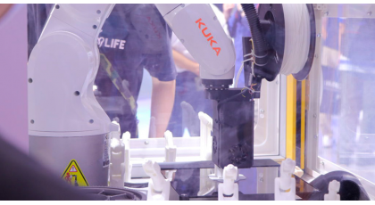 INTAMSYS and KUKA - innovative solutions for intelligent flexible production