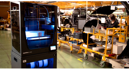 Nissan implements 3D printed tools, jigs and devices in its assembly lines