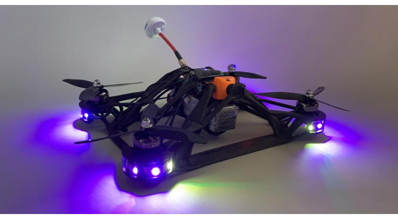 STAMPA 3D e STEM - Un drone all'Esame di Maturità