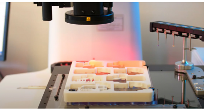 MCE Metrology provides services of all shapes and sizes with 3D printing