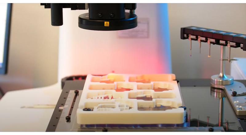 MCE Metrology fornisce soluzioni di diverse forme e dimensioni con la stampa 3D