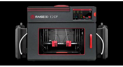 Raise3D introduces new E2CF professional desktop 3D printer to enable production of carbon fiber parts