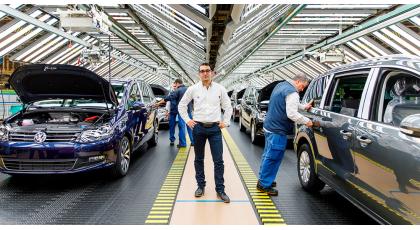 Stampa 3D e automotive: il caso Volkswagen Autoeuropa.