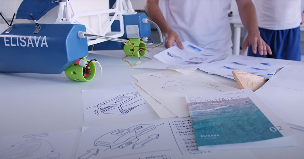 Elisava students design outside the box with 3D printing