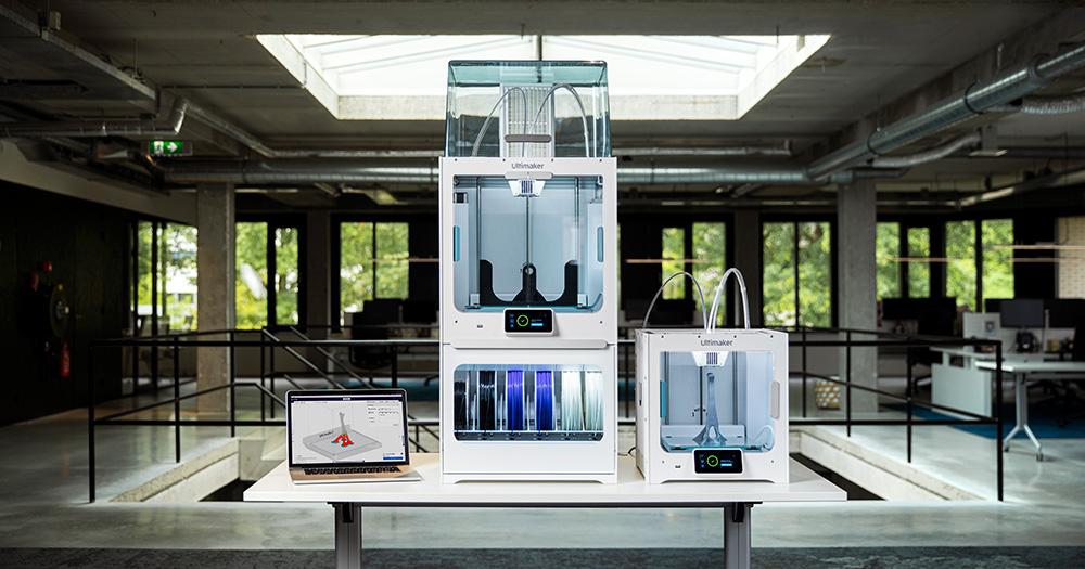 Ultimaker S5 Pro Bundle porta la potenza della produzione industriale direttamente nel tuo ufficio